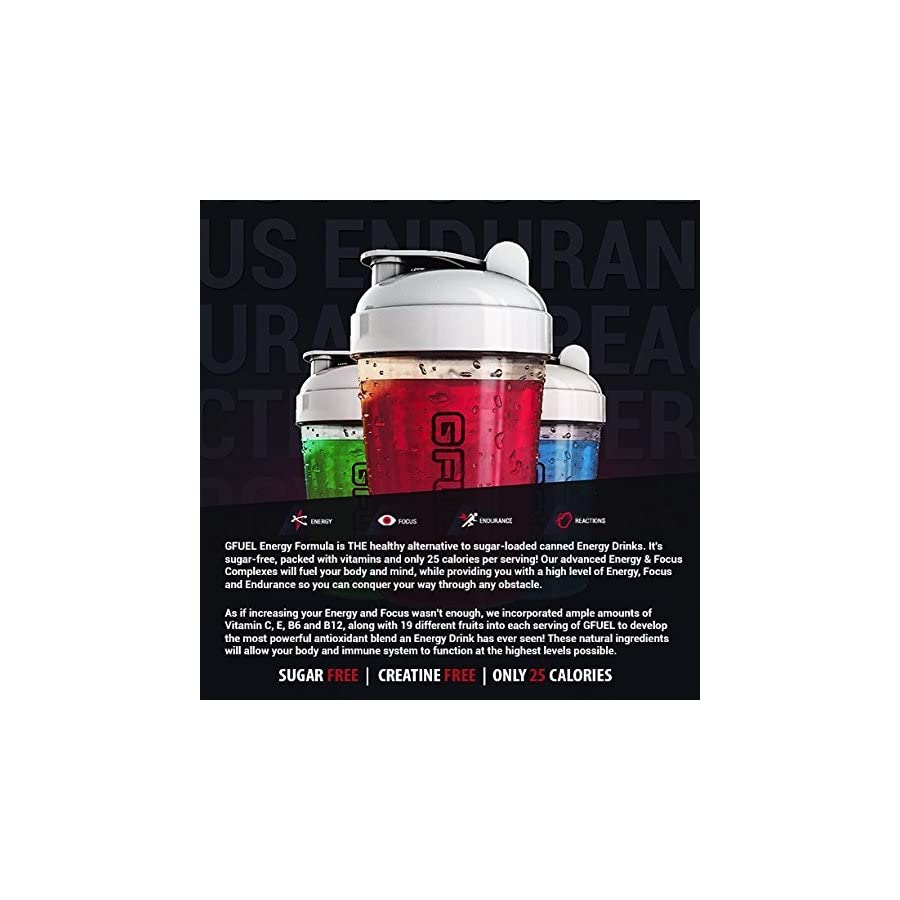 G Fuel Tropical Rain Energy and Endurance Formula