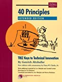 40 Principles Extended Edition: Triz Keys to Technical Innovation