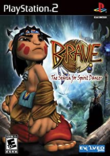 Amazoncom Brave The Search for Spirit Dancer PlayStation 2