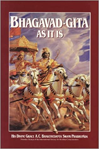 Buy Bhagavad-Gita as it is Book Online at Low Prices in