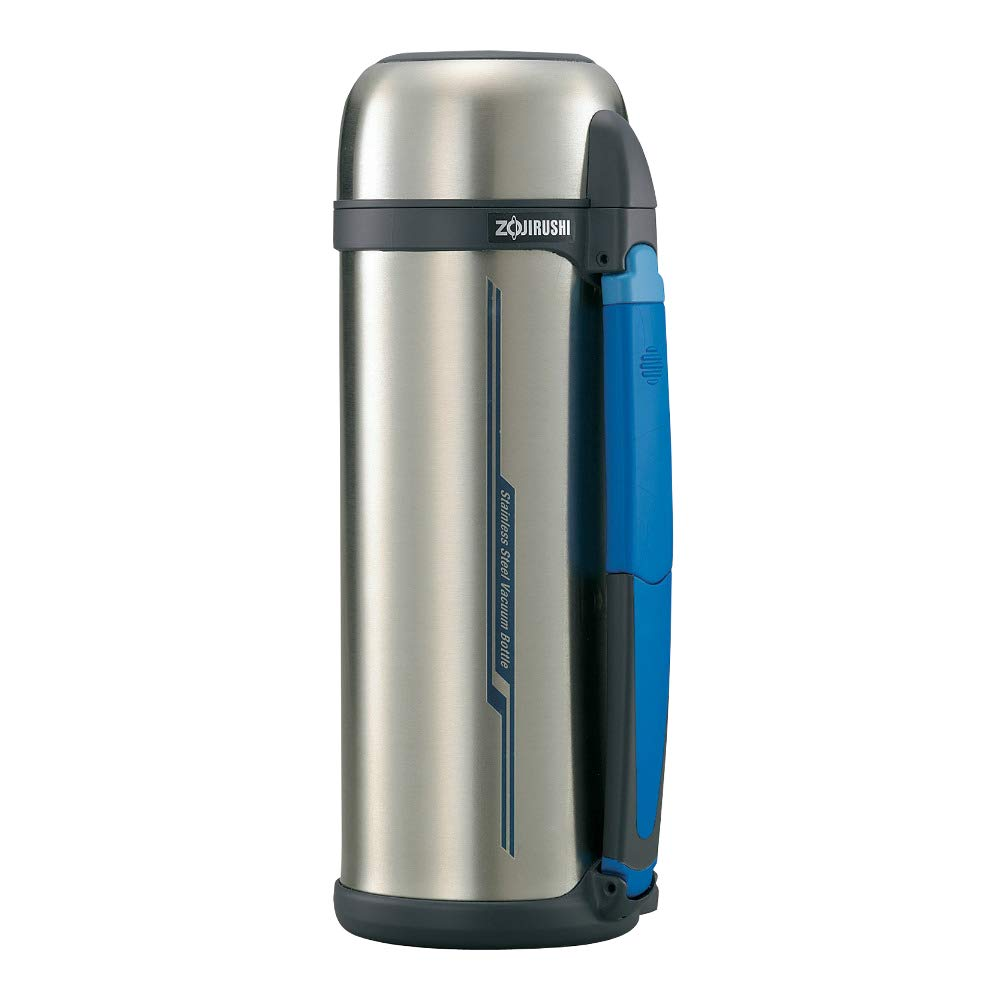 Zojirushi SF-CC20XA Tuff Sports Stainless Steel Travel Mug, 68-Ounce