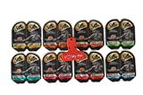 Sheba Perfect Portions Pate Multipack Wet Cat Food Bundle- 8 Pate Twin Packs-1 of Each Flavor (16 1.3 oz servings total) Review