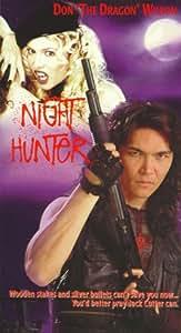 Night Hunter [VHS]