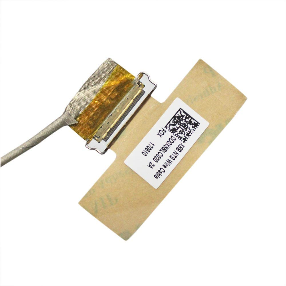 Zahara LCD LED LVDS Display Video Screen NTS Cable Replacement for HP DD0X8DLC020 X8B
