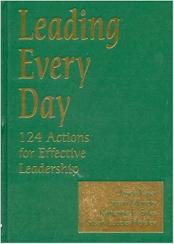 PDF-Datei-Bücher herunterladen Leading Every Day: 124 Actions for Effective Leadership 0761945121 PDF