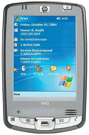 HP iPAQ hx2110 - PDA con navegador TomTom 5 (Bluetooth, GPS ...