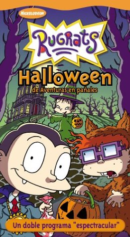 Rugrats - Halloween [VHS] (Bob And Barbara's Halloween)