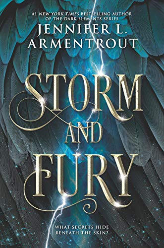 Book Cover: Storm and Fury