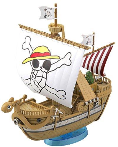 Bandai Hobby Going-Merry Memorial Color Ver. One Piece Bandai Grand Ship Collection Hobby Boat
