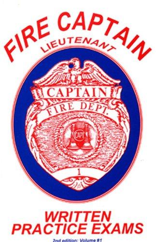 Fire Captain/Lieutenant Written Practice Exams