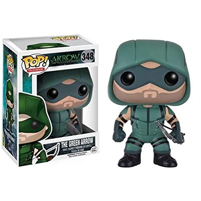Funko POP TV: Green Arrow Action Figure: Artist Not Provided: Toys & Games