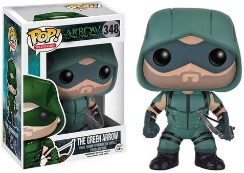 POP! Vinilo - Arrow: Green Arrow
