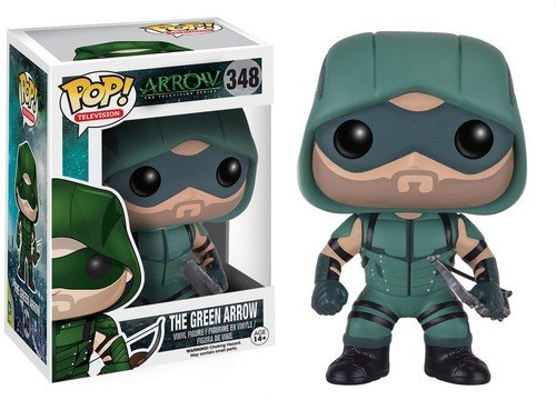 POP! Vinilo - Arrow Green Arrow