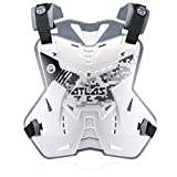 Atlas Defender Full Chest Protector Adult Digital Arctic