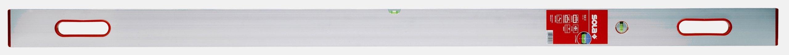 Sola Aluminum Screeding Level w/Hand Grips - 78'' - SLG 2 200