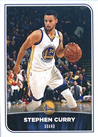 2017 18 panini nba stickers 218 stephen curry golden state warriors basketball sticker