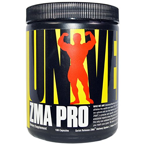 Universal Nutrition, ZMA Pro, 180 Capsules - 2pc by Universal Nutrition