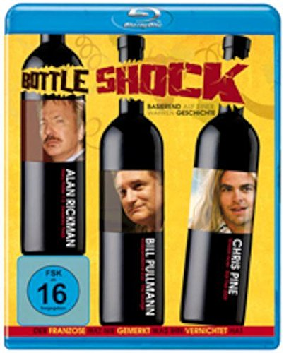 bottle shock blu ray - 1