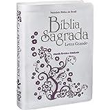 capa de Bíblia Sagrada - Letra Grande