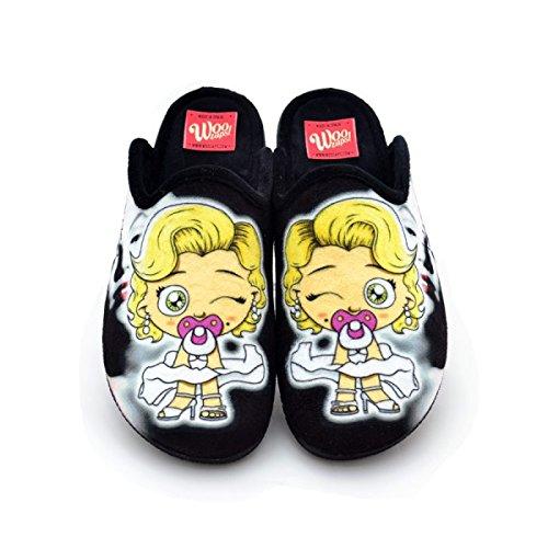 Zapatillas Casa Mujer Madylin regalos originales - 42: Amazon.es: Zapatos y complementos