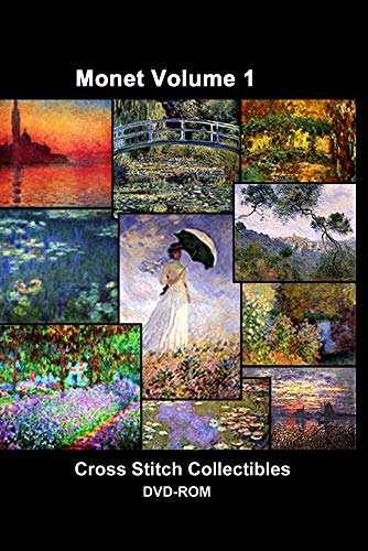 - Monet Cross Stitch Vol. 1