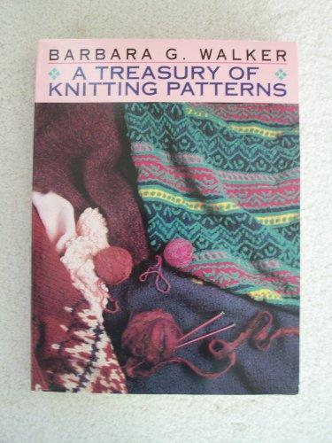 Full Treasury Of Knitting Patterns Book Series By Barbara G Walker