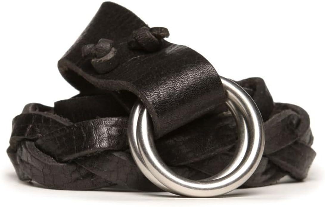Ralph Lauren Polo Cinturón MIRACLE, Color: Nero, Tamaño de la ...