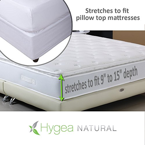 Bed Bug Water Resistant Mattress Protector Non Woven