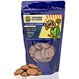 Scrappy Pet Treats for Dogs | 10 oz. Blueberry Natural Dog Treats | Dog Treats Made in USA Only | Organic Dog Treats Grain Free | Snacks for Dogs | Oven-Baked Dog Snacks | Dog Treats All Natural