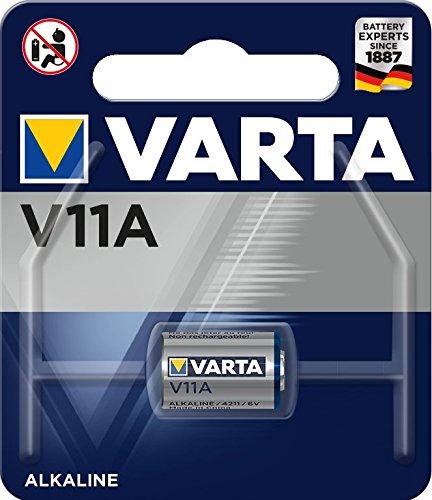 Varta - pile é lectronique V11 A (LR11) - 6V - 38mAh - Alcaline 2945