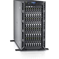 Dell PowerEdge T630 5U Tower Server - 1 x Intel Xeon E5-2620 v4 Octa-core (8 Core) 2.10 GHz - 8 GB Installed DDR4 SDRAM