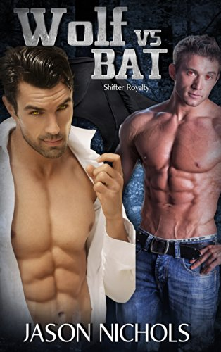 Wolf Bat Shifter Royalty Book ebook product image