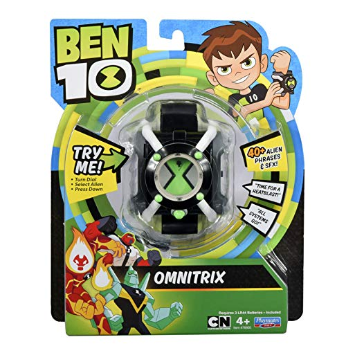 Ben 10 Omnitrix Assortment, Multi Ben 10 Toys Omnitrix