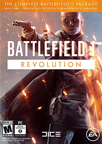 Battlefield 1 Revolution:  [Instant Access] by Electronic Arts