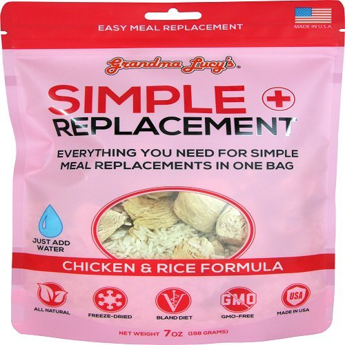 Grandma Lucy's - Simple Replacement -Chicken & White Rice 7Oz