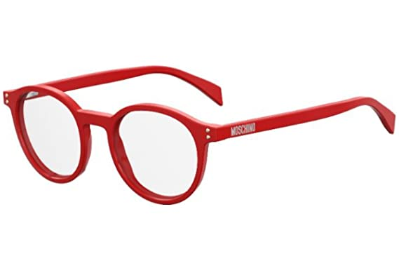 775c3a3aac Image Unavailable. Image not available for. Colour  Moschino Women s Prescription  Eyewear ...