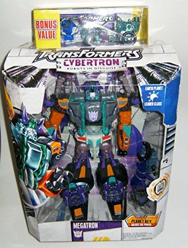 Transformers Cybertron Megatron With Bonus Scout Class Figure