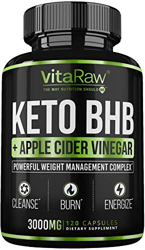 Keto Pills with Green