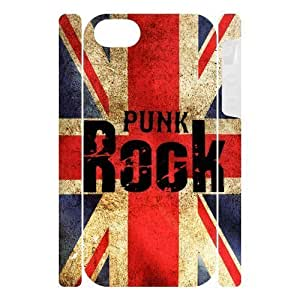 Canting_Good Punk Rock Custom Dual-Protective Case for IPhone 5 3D (New) Kimberly Kurzendoerfer
