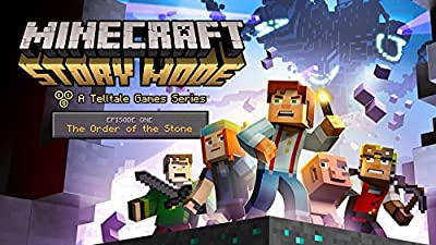 Minecraft: Story Mode - A Telltale Games Series [Online Game Code]