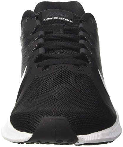 Black 8 de NIKE White Chaussures anthracite Noir Downshifter 001 Running Homme 5qw0ZB7w