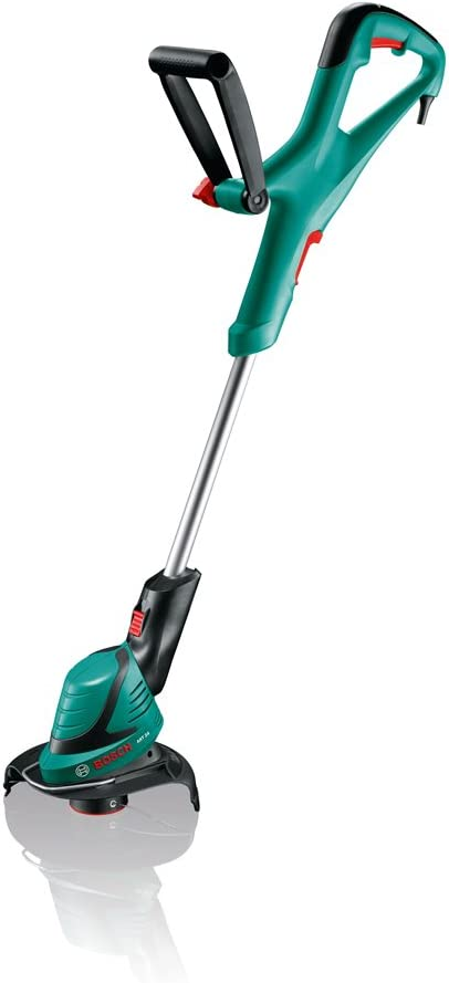 Bosch Home and Garden 06008A5800 ART 24 Cortabordes, 400 W, Negro, Verde, Acero inoxidable, 24 cm