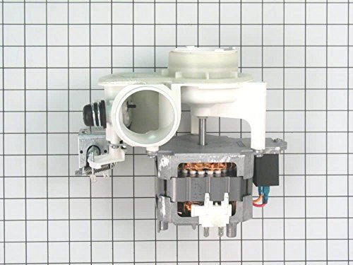 GE WD26X10013 Dishwasher Pump and Motor Assembly
