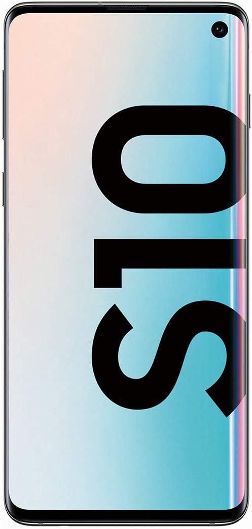 """Samsung Galaxy S10 - Smartphone de 6.1"""", Dual SIM, 128 GB, Negro ..."""