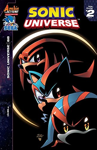 Sonic Universe #68 #68 (68 Matt)