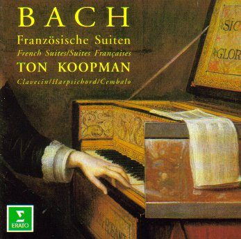 (J. S. Bach: French Suites Nos. 1-6 )
