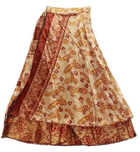 Reversible Wrap Dress - 6