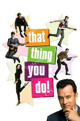 """Posters USA - Tom Hanks That Thing You Do Movie Poster GLOSSY FINISH - FIL164 (24"""" x 36"""" (61cm x 91.5cm))"""