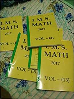 Amazon in: Buy IMS Mathematics Notes Book Online at Low Prices in