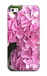 Faddish Phone Summer Flowers Case For Iphone 5c / Perfect Case Cover